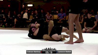 Estevan Martinez vs Cameron Mellott Emerald City Invitational Event #2
