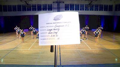 Eisenhower High School [Virtual Large Varsity - Game Day Finals] 2021 UDA National Dance Team Championship