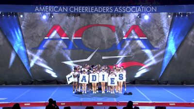 Cheer Athletics - Plano - Ladycats [2021 L6 International Global Day 1] 2021 ACA All Star DI Nationals