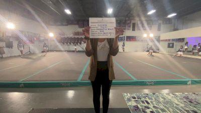 Cheerletics Royalty - WISH [L6 Senior Open] 2021 Athletic Championships: Virtual DI & DII