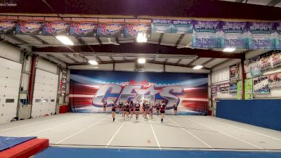 Cheer Factor - PROPHECY [L2 Junior - Medium] 2021 Varsity All Star Winter Virtual Competition Series: Event I