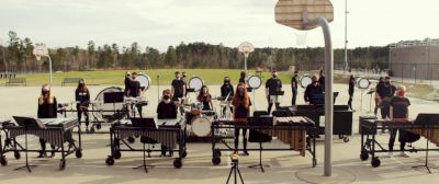 Apex Friendship HS Indoor Percussion - What the Waves Brought - Percussion Scholastic Regional A