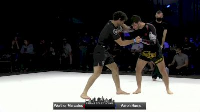 Werther Marciales vs Aaron Harris Emerald City Invitational