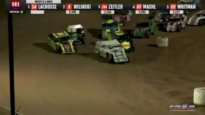 Flashback: IMCA Modifieds at 141 Speedway 7/22/20