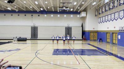 Sandra Day OConnor High School [Varsity - Song/Pom - Intermediate Finals] 2021 USA Spirit & Dance Virtual National Championships