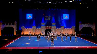 Louisiana Cheer Force - Scarlet [2021 L2 Senior - Medium Semis] 2021 The Summit
