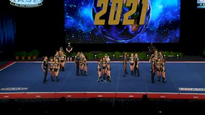 Top Gun All Stars - Revelation [2021 L6 International Open Small Coed Finals] 2021 The Cheerleading Worlds