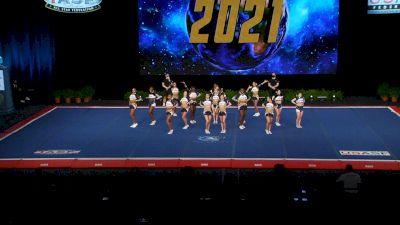 Virginia Royalty Athletics - Diamonds [2021 L6 Senior Open Finals] 2021 The Cheerleading Worlds