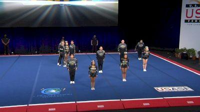 Rogue Athletics - SFV - Smoke [2021 L6 International Open Coed Non Tumbling Finals] 2021 The Cheerleading Worlds