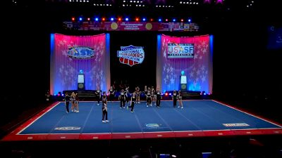 OC All Stars - Shadow [2021 L7 International Open Large Coed Semis] 2021 The Cheerleading Worlds