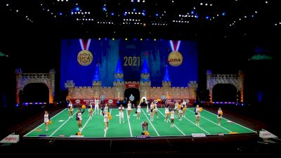 University of Montevallo [2021 Small Coed Game Day Finals] 2021 UCA & UDA College Cheerleading & Dance Team National Championship