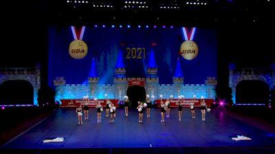 Hamilton High School - Pomline [2021 Small Game Day Finals] 2021 UDA National Dance Team Championship