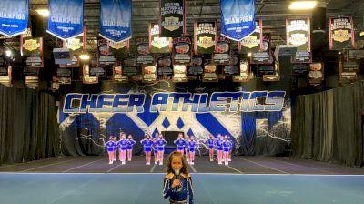 Cheer Athletics - Plano - Lions [L3 Youth - Medium] 2021 NCA All-Star Virtual National Championship