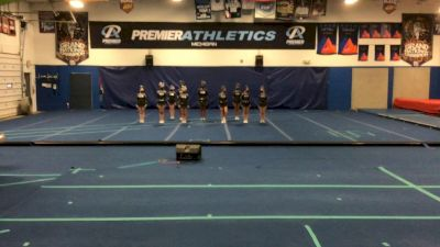 Premier Athletics Michigan - Charmed [L3 Youth Non Building] 2021 Varsity All Star Winter Virtual Competition Series: Event IV