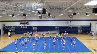 Northeastern Oklahoma A & M College [College -- Fight Song -- Cheer] 2021 USA Virtual West Coast Spirit Championships