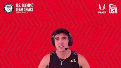 Bryce Hoppel - Men's 800m Semifinals