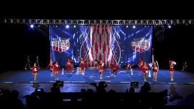 Cleveland High School [2021 Game Day Coed Varsity Finals] 2021 NCA High School Nationals