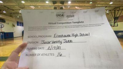 Eisenhower High School [Junior Varsity - Jazz] 2021 UDA Spirit of the Midwest Virtual Challenge