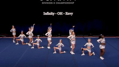 Infinity - OH - Envy [2021 L4.2 Senior - Small Wild Card] 2021 The D2 Summit