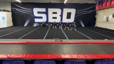 South Bay Divas - Diamonds [L1 Tiny - Novice - Restrictions] 2021 USA All Star Virtual Championships