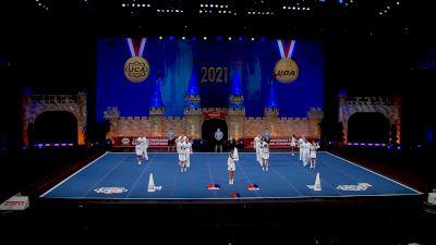 University of West Georgia [2021 Cheer Division I Semis] 2021 UCA & UDA College Cheerleading & Dance Team National Championship