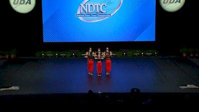 Studio L Dance Co. - Varsity [2021 Senior - Hip Hop Finals] 2021 UDA National Dance Team Championship
