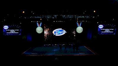 The California All Stars - Las Vegas - Blackjacks [2021 L4 Senior Coed - Small Day 2] 2021 UCA International All Star Championship