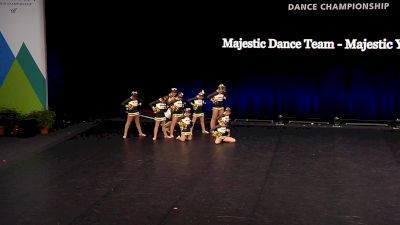Majestic Dance Team - Majestic Youth Pom [2021 Youth Pom - Small Finals] 2021 The Dance Summit