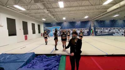 Rocket Cheer - Evil Queens [L6 Senior - Xsmall] 2021 Athletic Championships: Virtual DI & DII