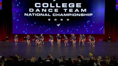 University of Michigan [2020 Divison IA Jazz Finals] 2020 UCA & UDA College Nationals