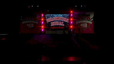 Washburn Rural High School [2020 Intermediate Large Game Performance Semis] 2020 NCA High School Nationals
