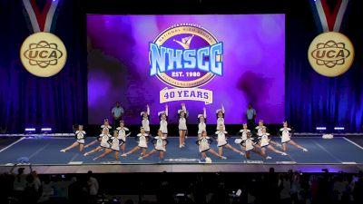 Johnson High School [2020 Large Varsity Division I Prelims] 2020 UCA National High School Cheerleading Championship