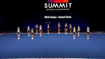 HCA Gems - Desert Rose [2021 L2 Senior - Small Wild Card] 2021 The D2 Summit