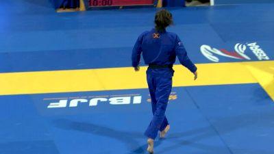 Beatriz Mesquita vs Charlotte Von Baumgarten 2019 IBJJF Worlds