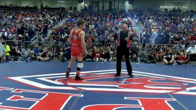 132 Final, Joel Vandervere, IL vs Kenny Herrmann, PA