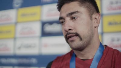 Taylor Sander Discusses The Finals Loss To Russia