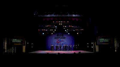 Highlands High School [2019 Large Varsity Hip Hop Finals] 2019 NDA High School Nationals