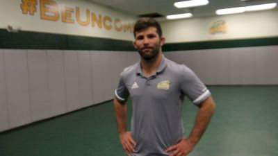 Beau Donahue: Theres No Reason GMU Can't Be A Wrestling School
