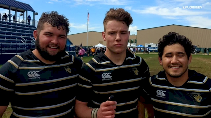 Lindenwood Players Celebrate QF Win