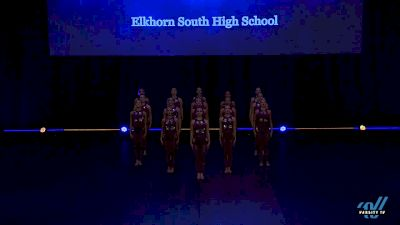Elkhorn South High School [2019 Medium Jazz Semis] UDA National Dance Team Championship