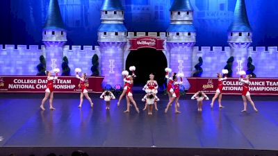 Stony Brook University [2019 Division I Pom Semis] UCA & UDA College Cheerleading and Dance Team National Championship