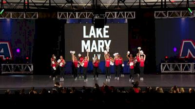 Lake Mary Marionettes [2020 Junior Varsity Game Day] 2020 NDA High School Nationals