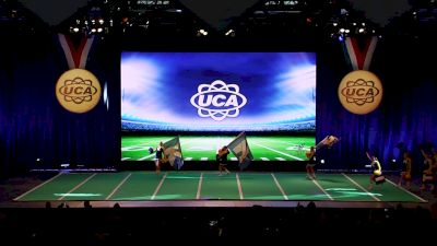 Kellenberg Memorial High School [2020 Super Game Day Division I Prelims] 2020 UCA National High School Cheerleading Championship
