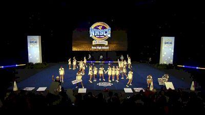 Boaz High School [2020 Super Varsity Non Tumbling Semis] 2020 UCA National High School Cheerleading Championship