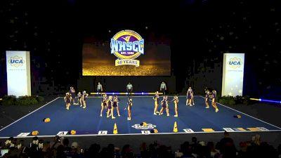 Hanford High School [2020 Medium Varsity Non Tumbling Finals] 2020 UCA National High School Cheerleading Championship