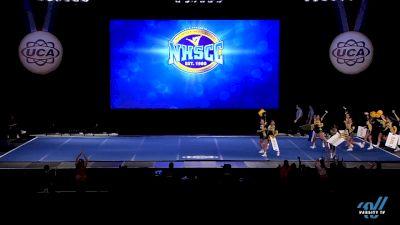 Thomas Jefferson High School [2019 Large Varsity Division II Semis] 2019 UCA National High School Cheerleading Championship