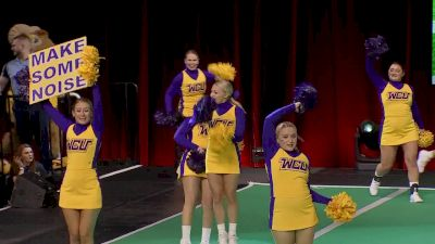 West Chester University [2020 Open Coed Game Day Finals] 2020 UCA & UDA College Nationals