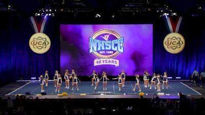 Kellenberg Memorial High School [2020 Large Varsity Division I Semis] 2020 UCA National High School Cheerleading Championship