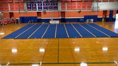 San Angelo Central High School [Game Day Cheer - Varsity] 2020 UCA Southwest Virtual Regional