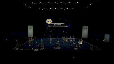 Pulaski County High School [2021 Medium Varsity Division II Semis] 2021 UCA National High School Cheerleading Championship